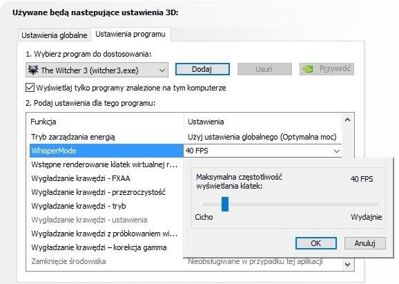 NVIDIA oficjalnie prezentuje tryb WhisperMode dla laptopów [5]