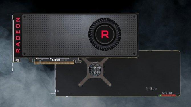 Radeon RX Vega 56 wydajniejsza w grach od GeForce GTX 1070 [1]