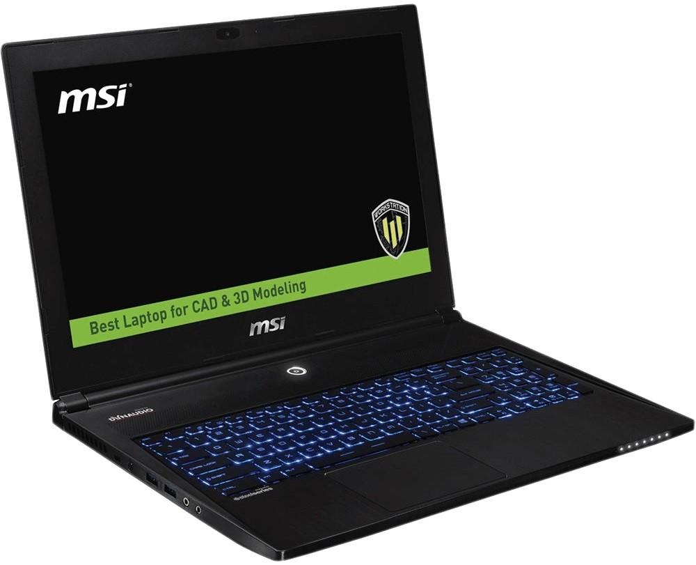 Odswiezony Msi Ws63 Z Karta Nvidia Quadro P4000 Max Q Design Purepc Pl