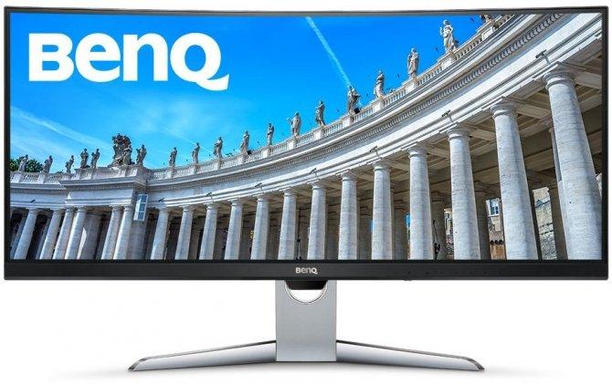 BenQ EX3501R - nowy zakrzywiony monitor ultrapanoramiczny [1]