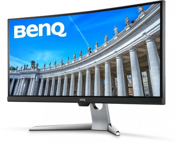 BenQ EX3501R - nowy zakrzywiony monitor ultrapanoramiczny [2]