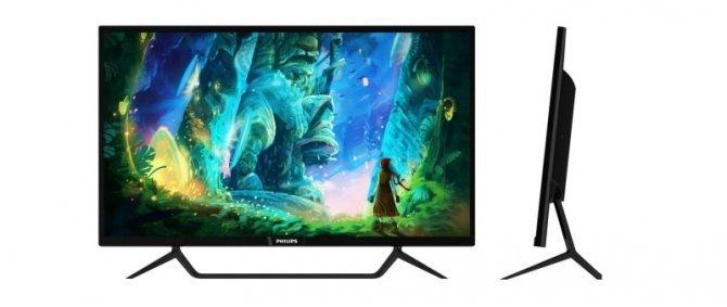 Philips zaprezentuje na IFA 43 calowy monitor 8K z HDR [1]