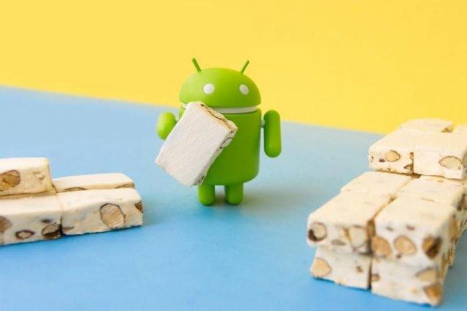 Tylko 13,5% urządzeń ma zainstalowanego Androida Nougat [2]