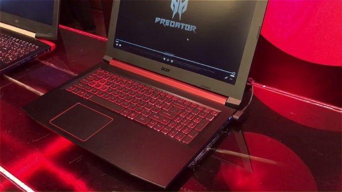 Acer Nitro 5 z procesorem Intel Core i7-8550U i GTX 10x0 [1]