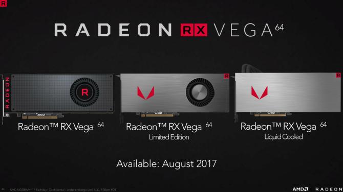 AMD prawdopodobnie zawyża cenę Radeona RX Vega 64 [2]