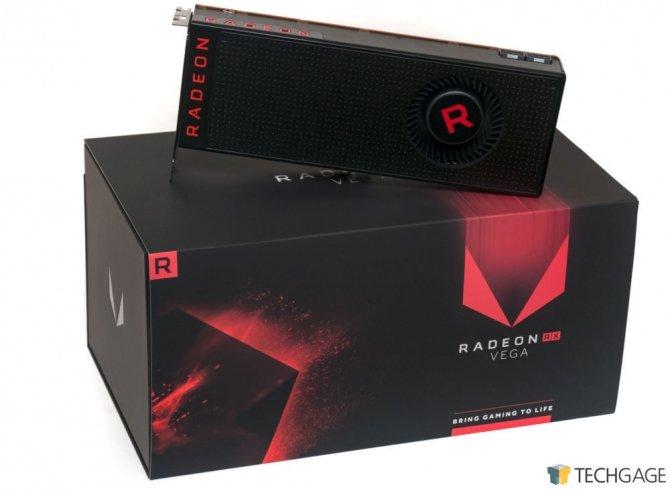 AMD Radeon RX Vega - tak wyglądają karty graficzne do testów [1]