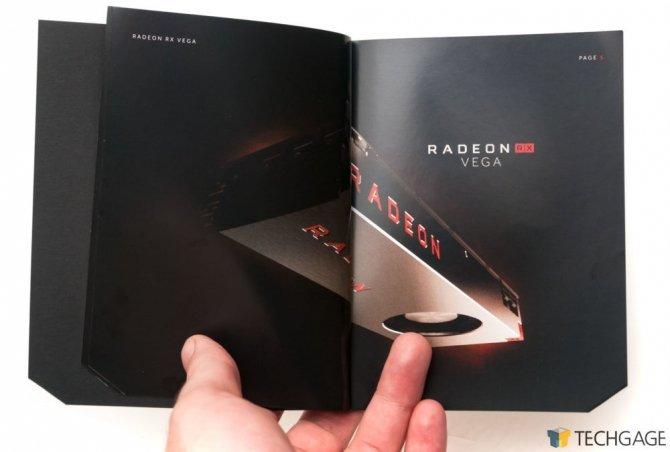AMD Radeon RX Vega - tak wyglądają karty graficzne do testów [6]