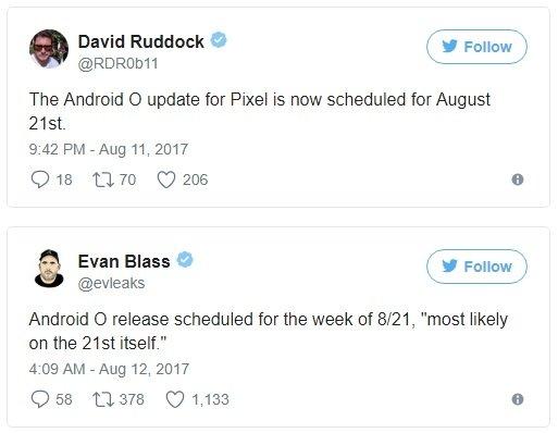 Android O zadebiutuje jeszcze w tym miesiącu? [1]