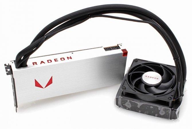Radeon RX Vega 64 - wyniki wydajności w 3DMark i grach [1]