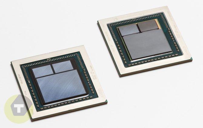 AMD dostarcza rdzenie Vega różniące się... wysokością [1]