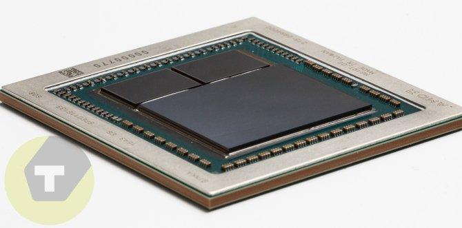 AMD dostarcza rdzenie Vega różniące się... wysokością [5]
