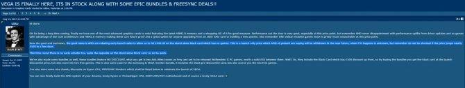 AMD Radeon RX Vega - jak to w końcu jest z tymi cenami? [1]