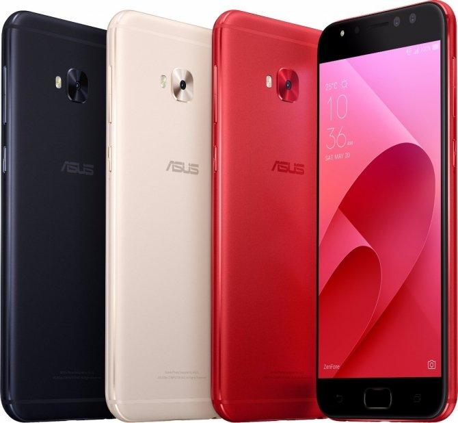 ASUS ZenFone 4 - oficjalna premiera nowej rodziny smartfonów [2]