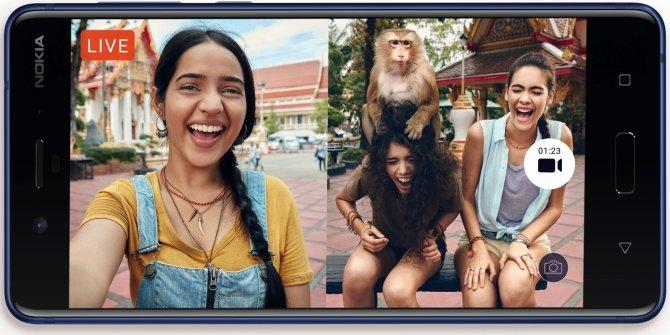 Premiera smartfona Nokia 8 - Fiński flagowiec w dobrej cenie [2]