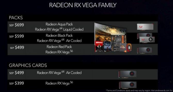 Nowe informacje w sprawie ceny AMD Radeon RX Vega 64 [2]