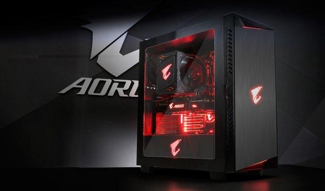 Gigabyte Aorus AC300W - Obudowa z VR Link oraz RGB LED [2]