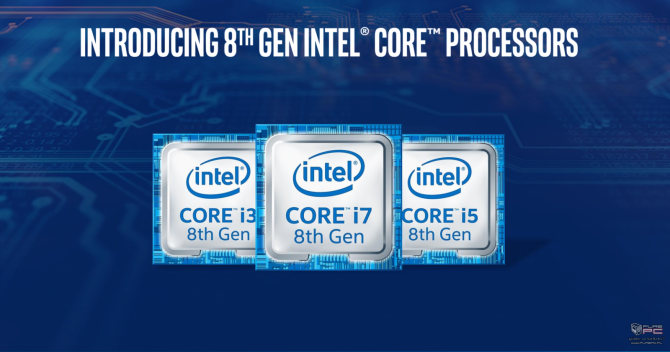 Intel prezentuje niskonapięciowe procesory Kaby Lake Refresh [1]
