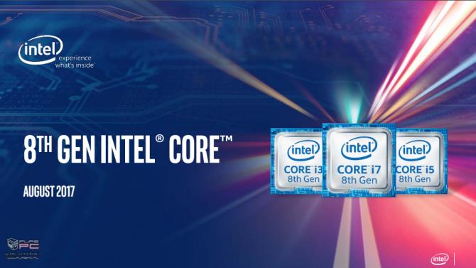 Intel prezentuje niskonapięciowe procesory Kaby Lake Refresh [16]