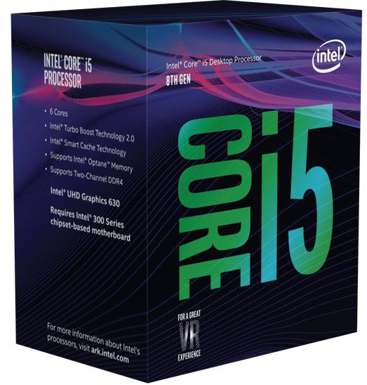 Intel prezentuje niskonapięciowe procesory Kaby Lake Refresh [17]