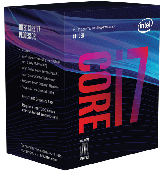 Intel prezentuje niskonapięciowe procesory Kaby Lake Refresh [18]