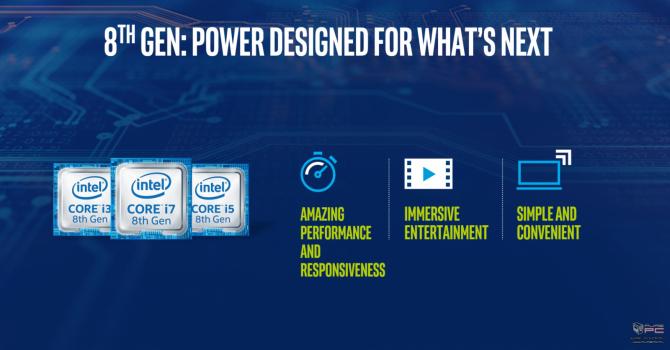 Intel prezentuje niskonapięciowe procesory Kaby Lake Refresh [3]