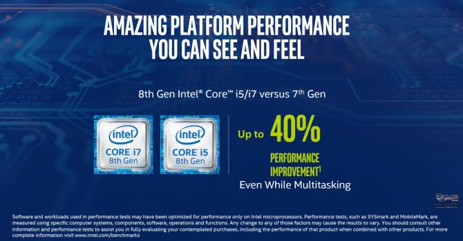Intel prezentuje niskonapięciowe procesory Kaby Lake Refresh [5]