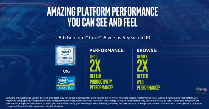 Intel prezentuje niskonapięciowe procesory Kaby Lake Refresh [7]