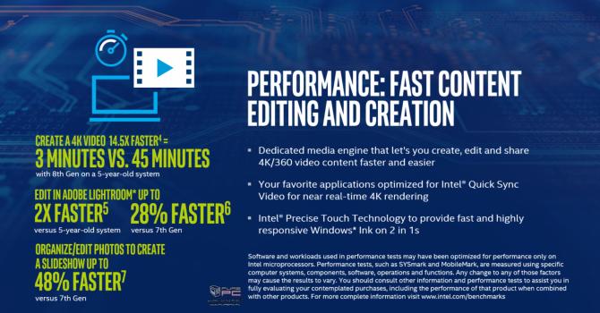 Intel prezentuje niskonapięciowe procesory Kaby Lake Refresh [8]