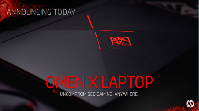 OMEN X by HP- najmocniejszy laptop amerykańskiego producenta [1]