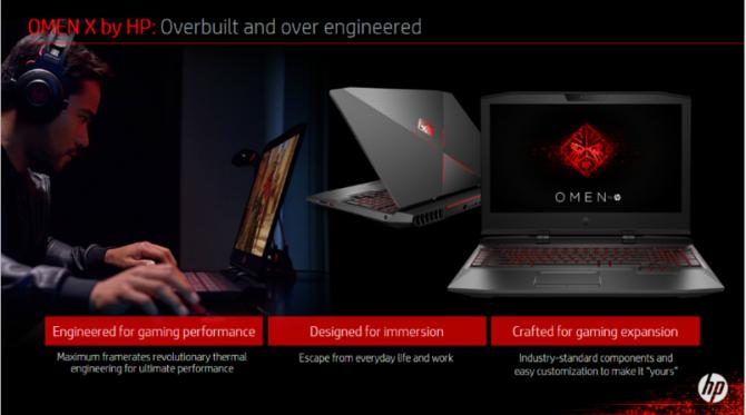 OMEN X by HP- najmocniejszy laptop amerykańskiego producenta [2]