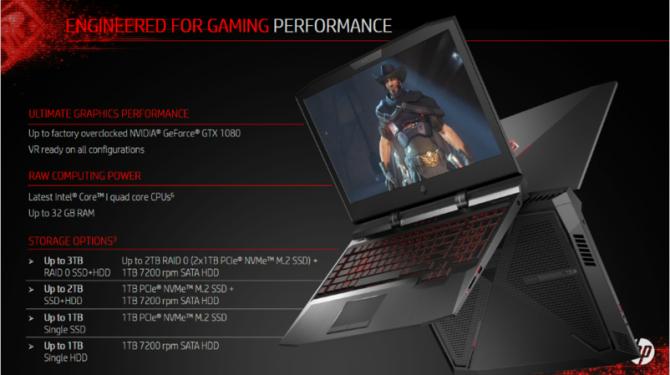 OMEN X by HP- najmocniejszy laptop amerykańskiego producenta [3]