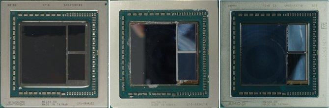 Rdzenie AMD Vega 10 rzeczywiście występują w różnych wersjac [1]