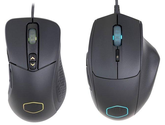 Cooler Master MM520 i MM530 - dwa nowe gryzonie dla graczy [1]