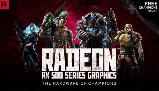 """Darmowy Quake """"Champions Pack"""" do Ryzenów i Polarisów [1]"""