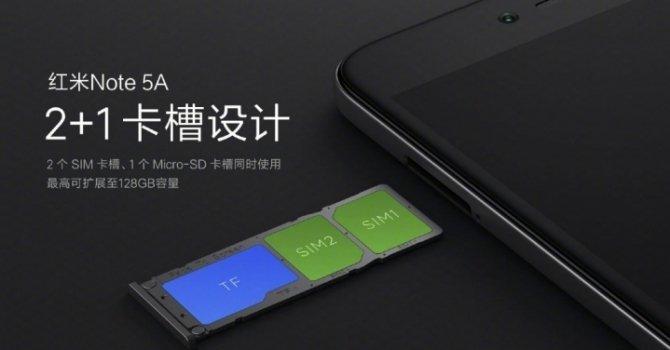 Xiaomi Redmi Note 5A - budżetowy smartfon dla fanów selfie [2]