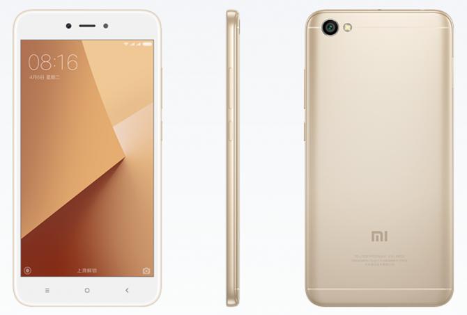 Xiaomi Redmi Note 5A - budżetowy smartfon dla fanów selfie [3]