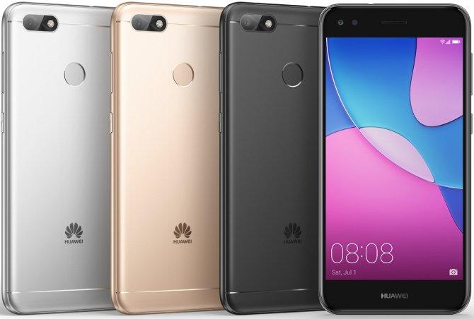 Niedrogi smartfon Huawei P9 Lite Mini debiutuje w Polsce [2]