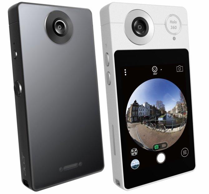 Acer Holo360 i Vision360 - nowe kamery 360 stopni [1]