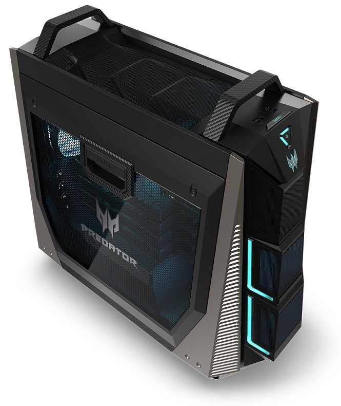 Acer Predator Orion 9000: desktop z czterema Radeonami Vega [1]