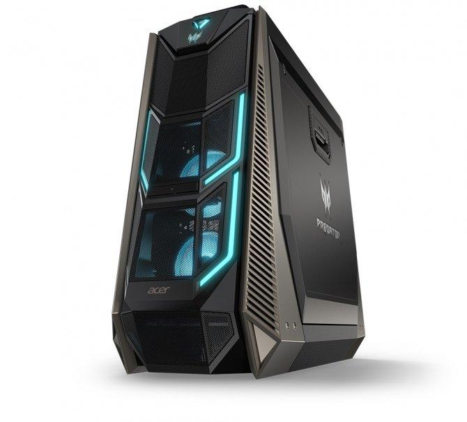 Acer Predator Orion 9000: desktop z czterema Radeonami Vega [2]