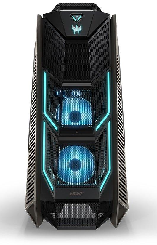 Acer Predator Orion 9000: desktop z czterema Radeonami Vega [3]