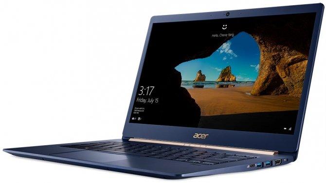 Acer prezentuje nowe modele notebooków Swift, Spin i Aspire  [6]