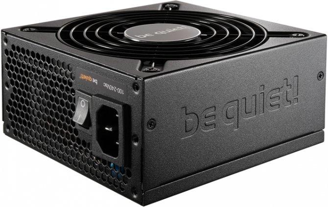 be quiet! SFX L Power - modularne zasilacze dla platform SFF [2]