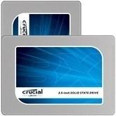 Crucial BX300 - nowy dysk SSD z pamięciami 3D NAND MLC