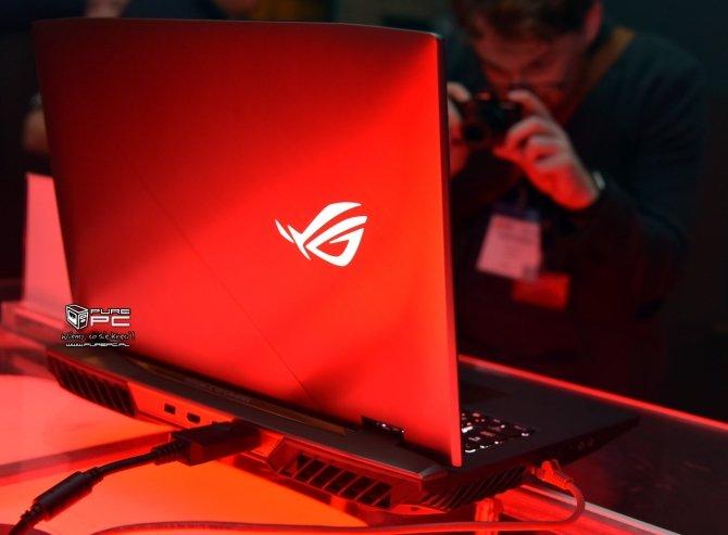 ASUS ROG Chimera - laptop z matrycą o odświeżaniu 144 Hz [8]