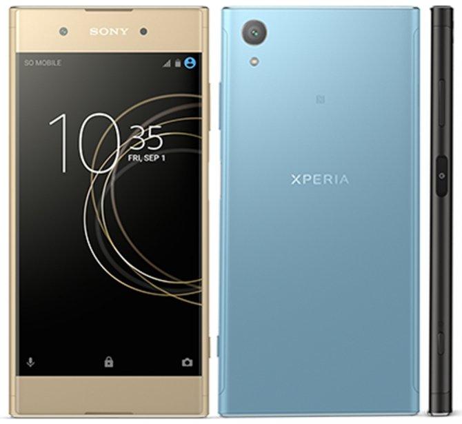 Sony prezentuje smartfony Xperia XZ1, XZ1 Compact i XA1 Plus [2]