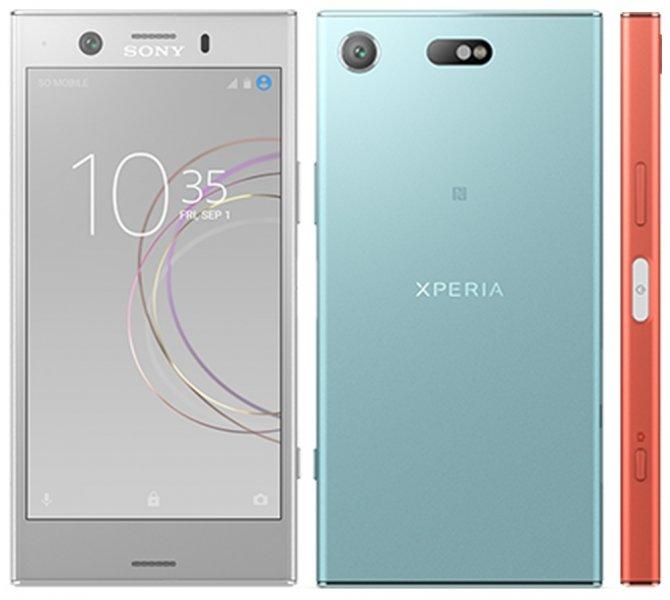 Sony prezentuje smartfony Xperia XZ1, XZ1 Compact i XA1 Plus [3]