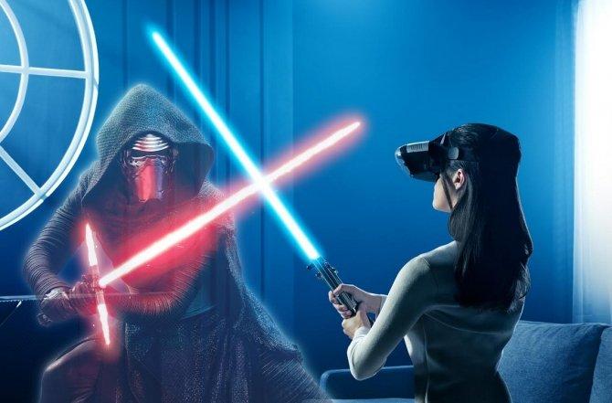 Star Wars: Jedi Challenges - obudź w sobie Moc z goglami AR [1]