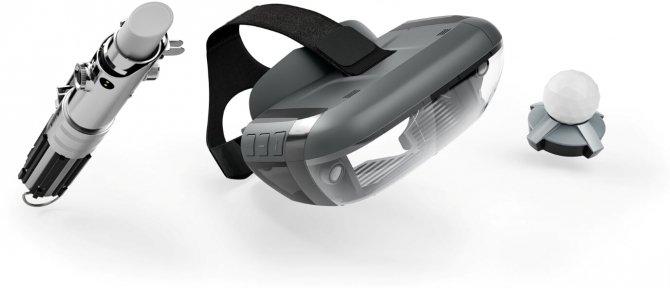 Star Wars: Jedi Challenges - obudź w sobie Moc z goglami AR [2]