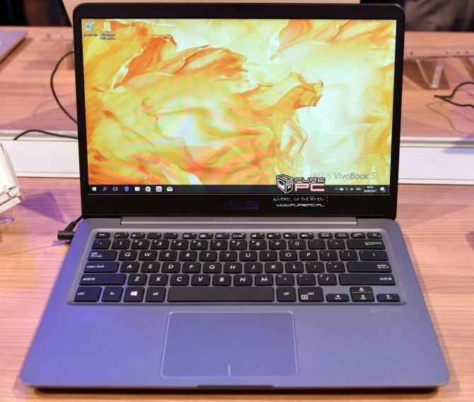 ASUS VivoBook S14 - nowy laptop z Intel Core 8-ej generacji [3]